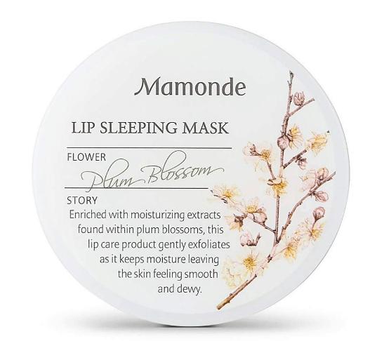floral overnight sleeping mask