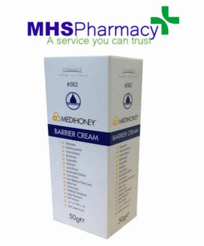 medihoney barrier cream - restore lipid barrier