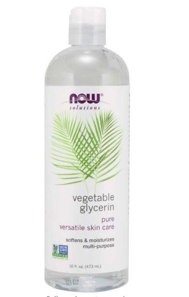 vegetable glycerin humectan 100%